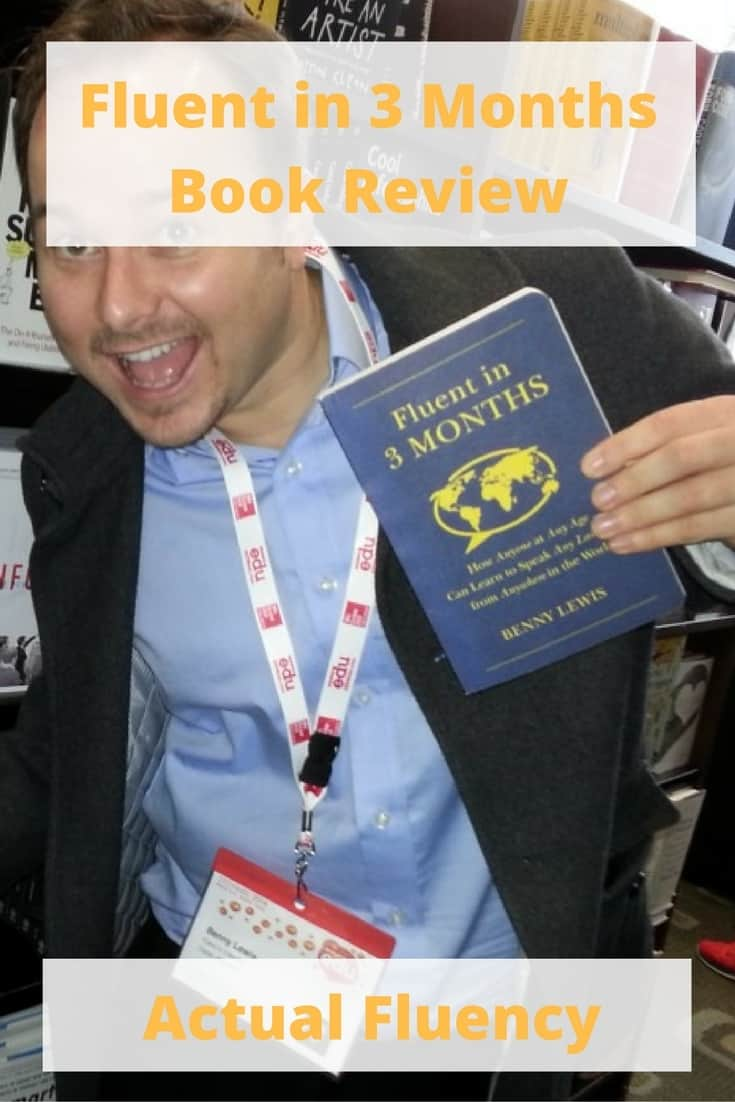 Fluent in 3 Months Book Review