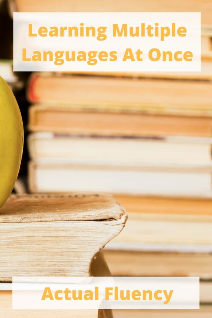 Is it a good idea to be learning multiple languages at once?