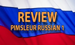Pimsleur Speak and Write Essential Russian 1 Review