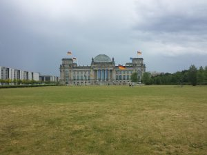 There are many pictures of the Reichstag, but this is taken by me ;-) - Maybe explaining why I don't take a lot of photographs