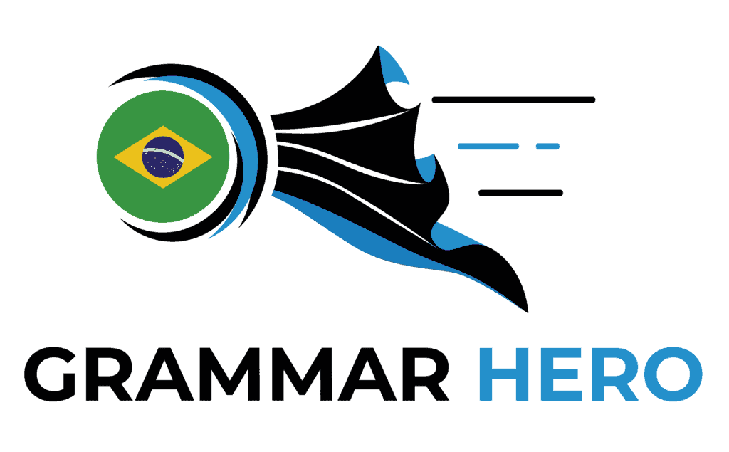 grammar hero brazilian portuguese