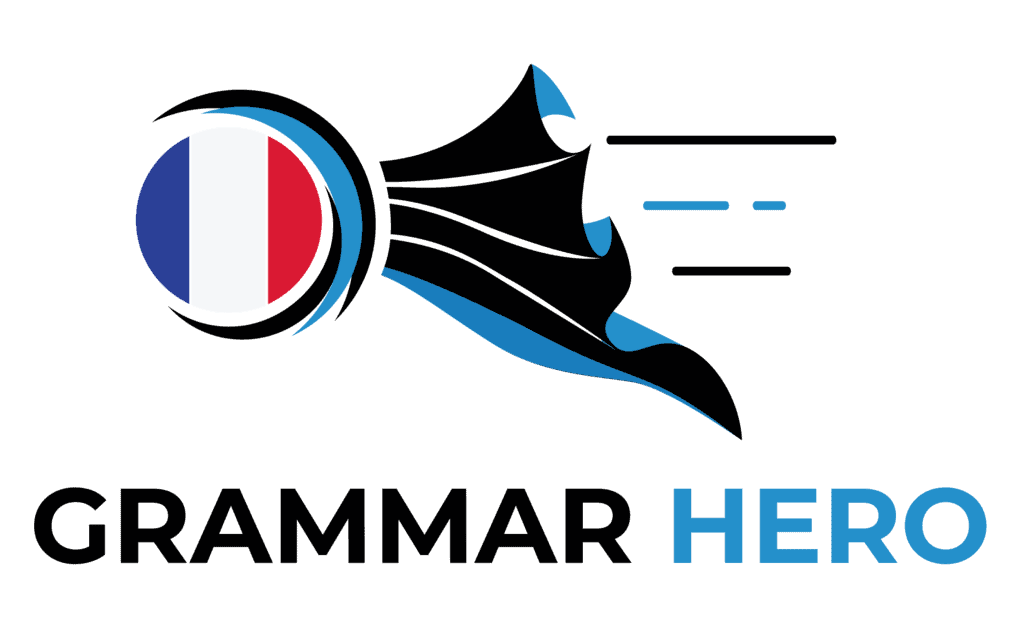 grammar hero french