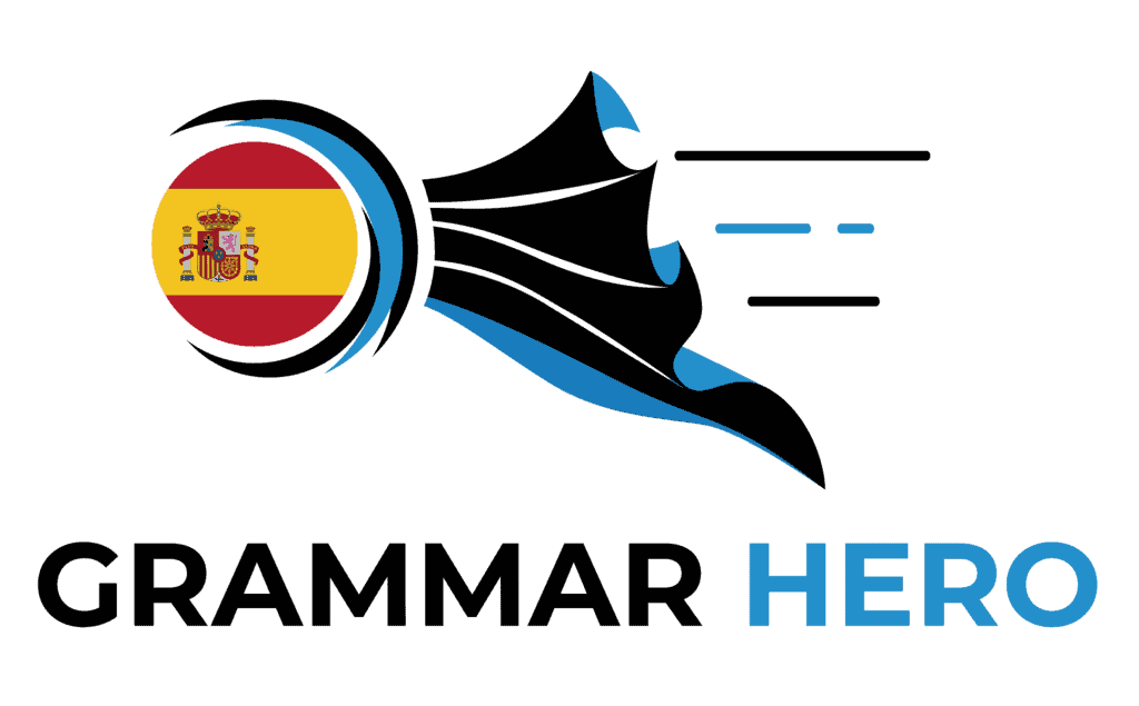 grammar hero spanish