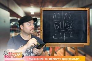 bennys bootcamp