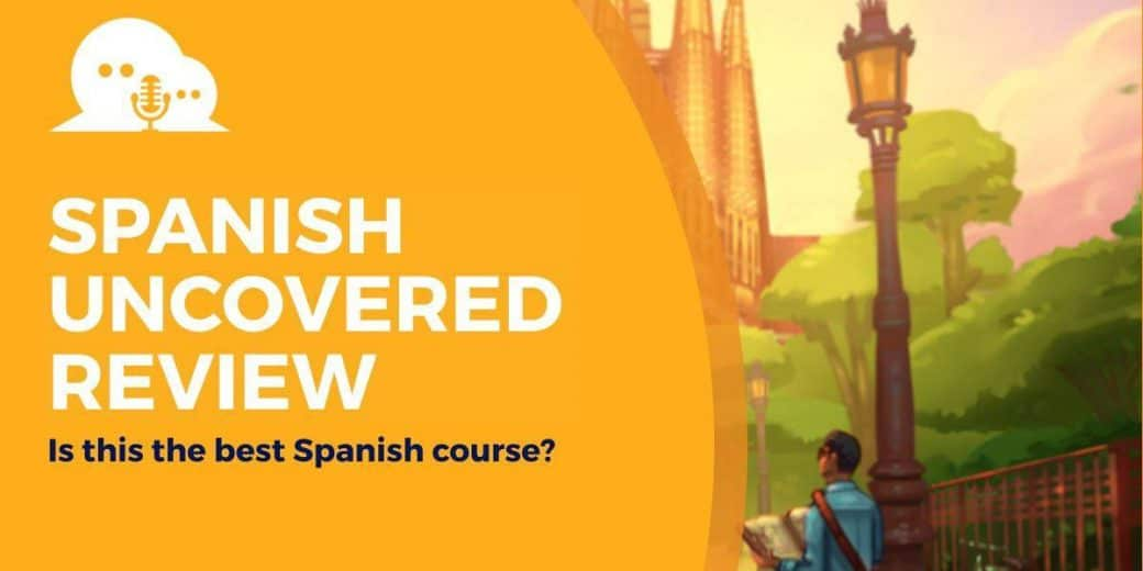 review of Spanish uncovered
