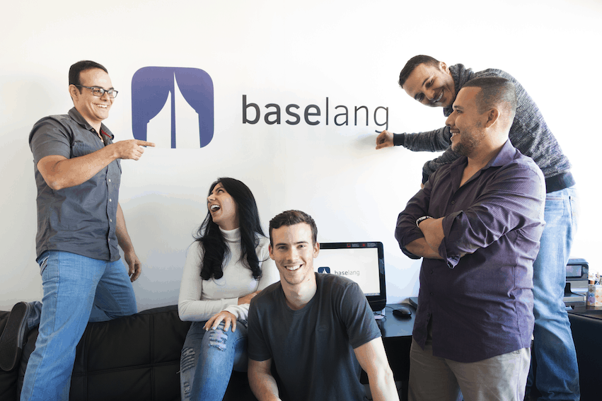 a review of baselang based in colombia