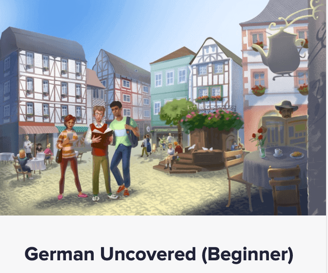 german uncovered review